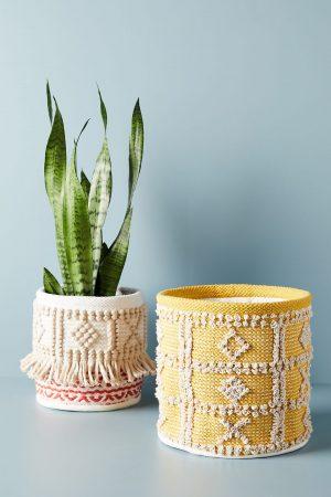 Asha Basket - Woven storage baskets for Anthropologie finds under $100