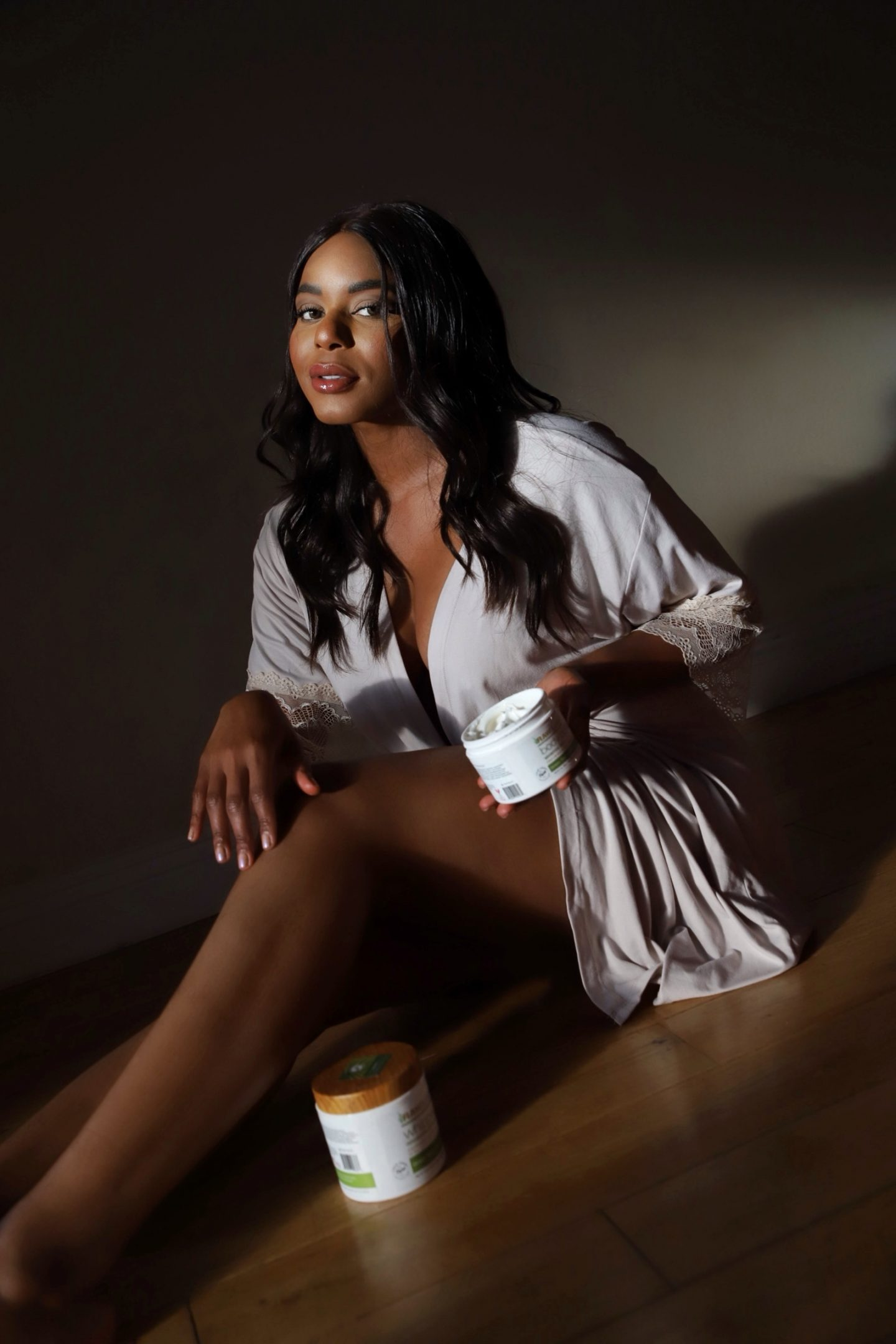Kaye Bassey Raw Sugar Living Winter Skincare Routine