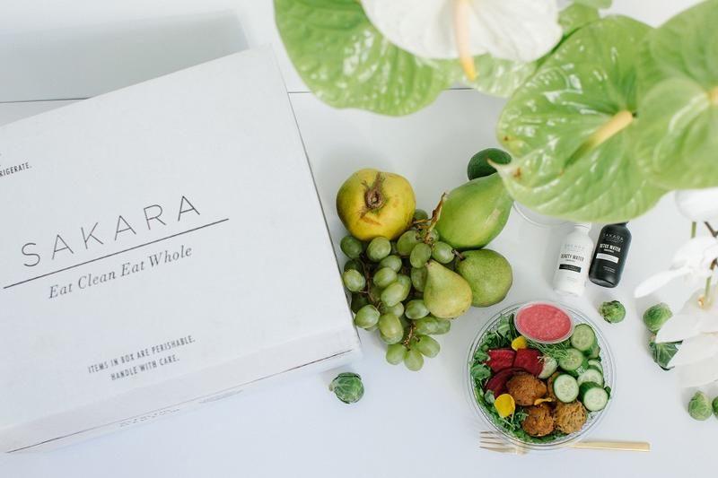 Sakara Meal Delivery