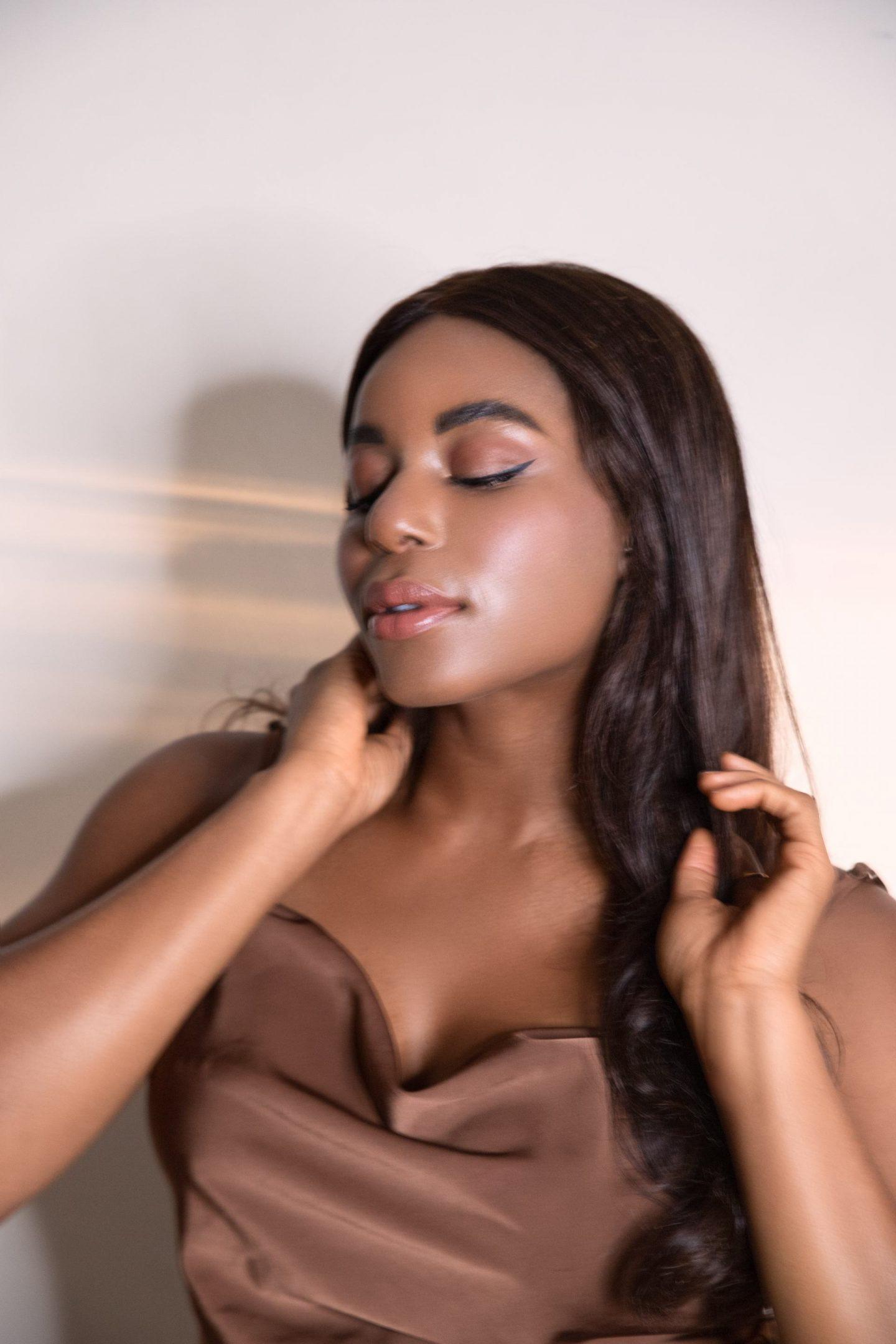 Kaye Bassey hair care tips