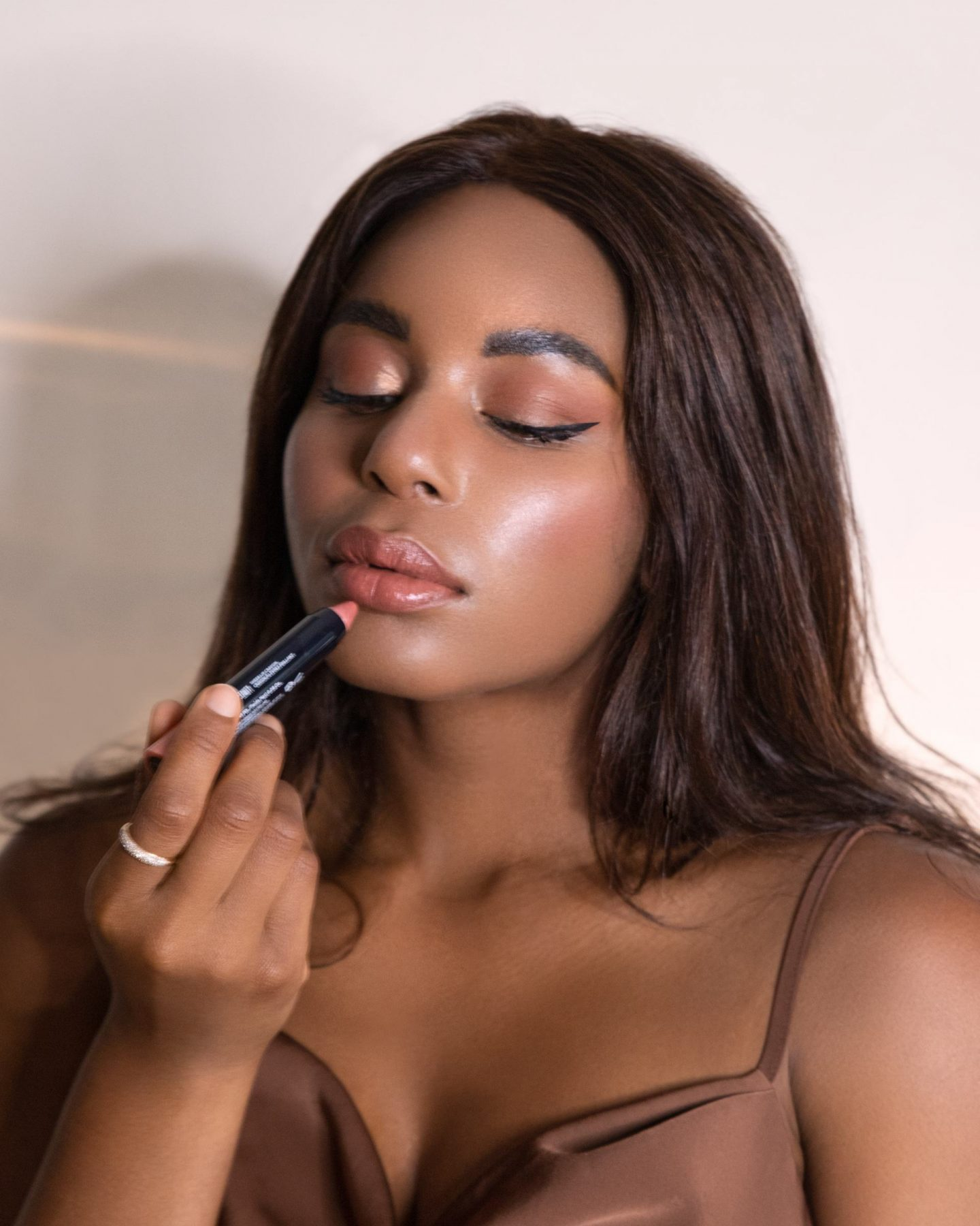 One Click Beauty Perfect Nudes beauty kit in collaboration with Kaye Bassey