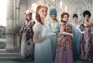 Regency era fashion in Netflix's Bridgerton - Halloween costume ideas